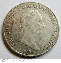 Image #2 of 20 Kreuzer 1834 B