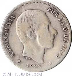 Imaginea #1 a 20 Centimos 1883