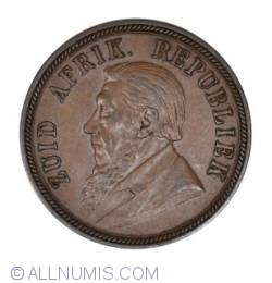 Image #2 of 1 Penny 1892