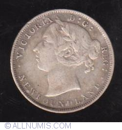 Image #1 of 20 Cents 1896