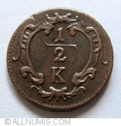 1/2 Kreuzer ND (1760)