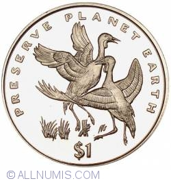 Image #1 of 1 Dollar 1996