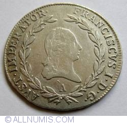 Image #1 of 20 Kreuzer 1808 A