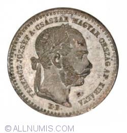 Imaginea #2 a 10 Krajczar 1868 KB