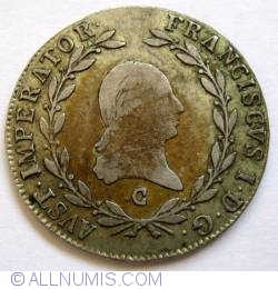 Image #1 of 20 Kreuzer 1809 C