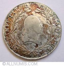 Image #1 of 20 Kreuzer 1815 A