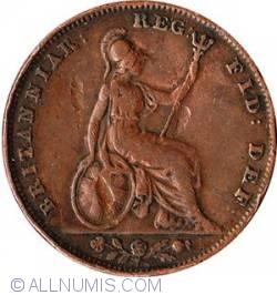 Imaginea #1 a Farthing 1843