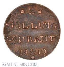 Imaginea #1 a 2 Skilling 1810