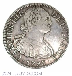 8 Reales 1793