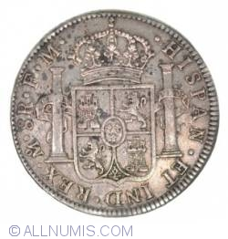 Image #2 of 8 Reales 1793