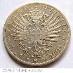Image #1 of 1 Lira 1901