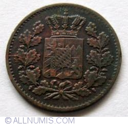 Image #2 of 1 Pfennig 1863