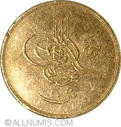 Imaginea #2 a 10 Qirsh 1891 (AH1293/17)