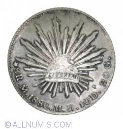 Image #1 of 8 Reales 1880 Mo