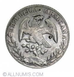 Image #2 of 8 Reales 1880 Mo