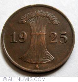 Image #2 of 1 Reichspfennig 1925 A