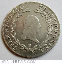 20 Kreuzer 1796 B
