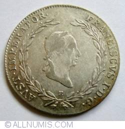 Image #1 of 20 Kreuzer 1828 E