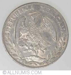 Image #2 of 8 Reales 1885 A