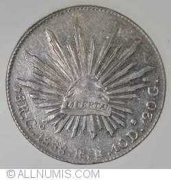 Imaginea #1 a 8 Reales 1888 Go