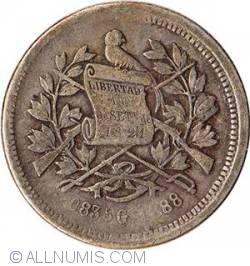 25 Centavos 1888
