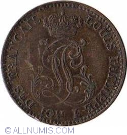 Image #2 of 10 Centimes 1846