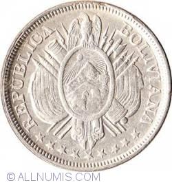 Imaginea #2 a 50 Centavos 1900