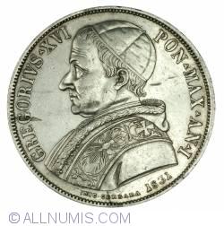 Image #1 of 1 Scudo 1831 (I) B