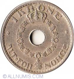 Image #2 of 1 Krone 1946