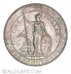 Imaginea #1 a 1 Dollar 1902 B