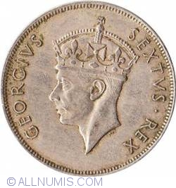 1 Shilling 1950