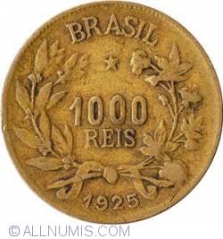 Image #2 of 1000 Reis 1925
