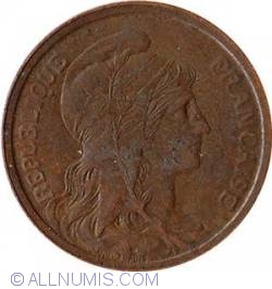 Image #1 of 2 Centimes 1919