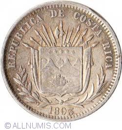 Image #1 of 25 Centavos 1893