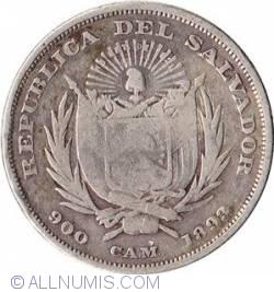 Imaginea #1 a 50 Centavos 1893