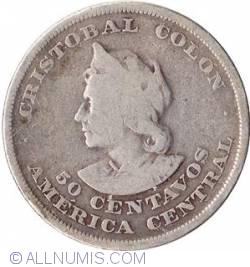 Imaginea #2 a 50 Centavos 1893