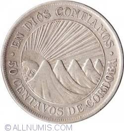 Image #2 of 50 Centavos 1912