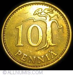Image #2 of 10 Pennia 1966