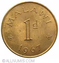 Imaginea #1 a 1 Penny 1967