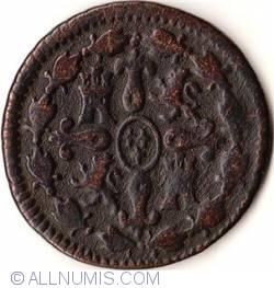 Image #2 of 4 Maravedis 1803