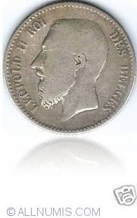 Image #2 of 1 Franc 1869