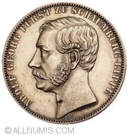 Image #1 of 1 Thaler 1865