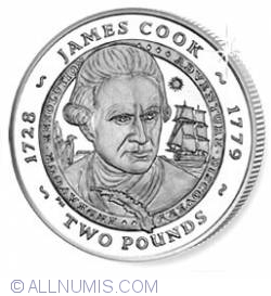 Image #2 of 2 Pounds 2007 - James Cook