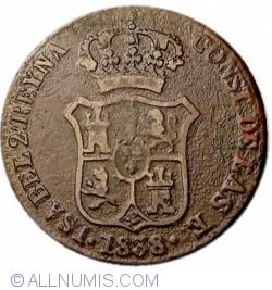 Image #2 of 3 Quartos 1838