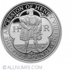 Imaginea #1 a 5 Pounds 2009 - Aderarea lui Henry VIII