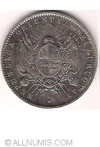 Image #1 of 20 Centesimos 1893