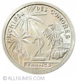 Imaginea #1 a 2 Francs 1964