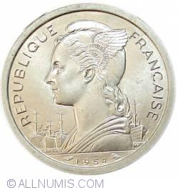 Imaginea #2 a 2 Francs 1964