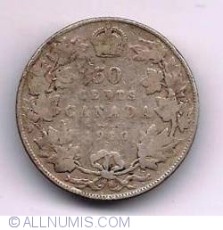 Image #2 of 50 Cents 1910