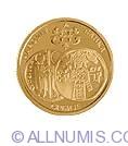 Imaginea #1 a 1 Dinar 2004 - Aniversarea a 120 de ani de la infiintare Bancii Nationale a Serbiei
